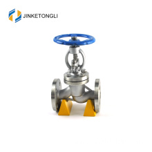 Russia Standard Cast Iron Globe Valve With Square Flange