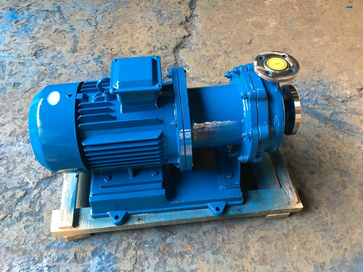 CQB type explosion-proof magnetic pump 3