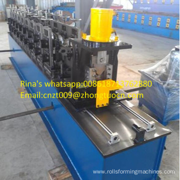 metal struct angle channel roll forming machine
