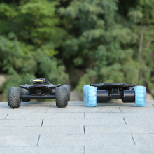 Powerful 72KV direct drive skateboard