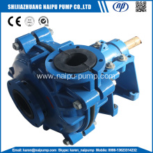 4/3D-AHR R55 Rubber Lined coal washing Slurry Pumps