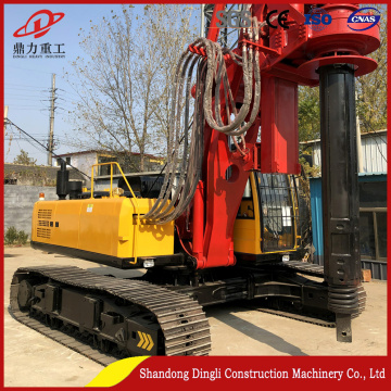 Dingli remote-control wireless rotary drilling rig