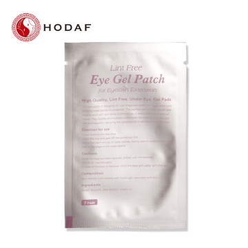 hot sale eyelash extension eye gel patch