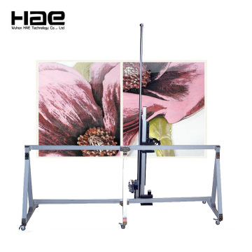 Large Format Photo Print On The Wall Printer