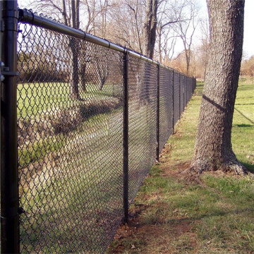 Diamond Metal Chain Fence In Roll