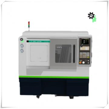 High Precision CNC Lathe with Linear Guideway