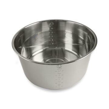 Stainless steel rice cooker inner pot Products