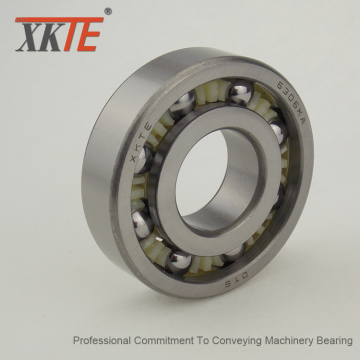 Ball Bearing 6306 C3 For Nylon Conveyor Rollers