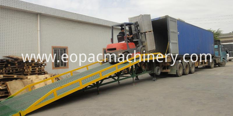 Dock Ramp Heavy Loading Ramp