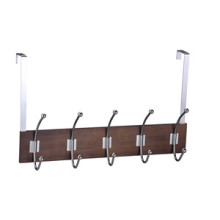 Personlized Products for Over The Door Storage Over The Door 5 Hooks Hanger export to Germany Manufacturer