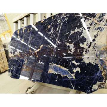 pure big blue sodalite slabs