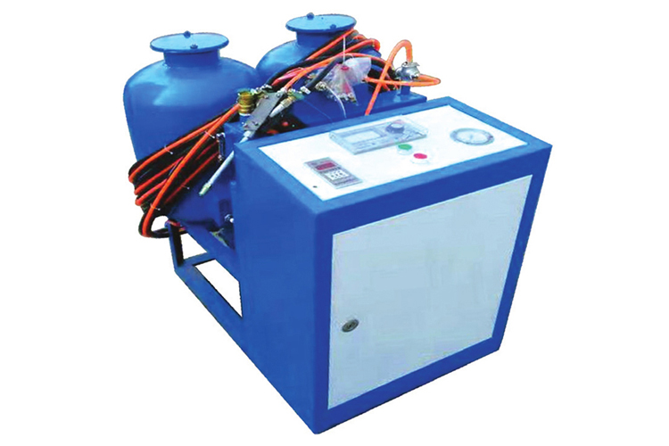 polyurethane foam spray machine