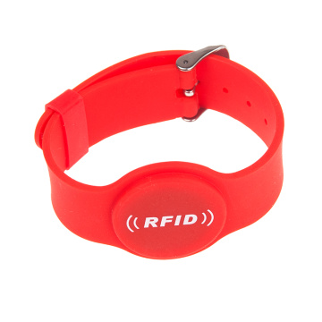 Bulk Order RFID 125KHz Ticket Printing Event Wristbands
