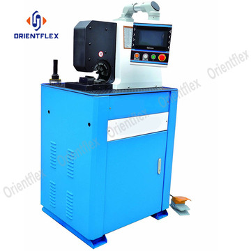 Customized 2 inch hydraulic hose crimping machine HT-85A-51