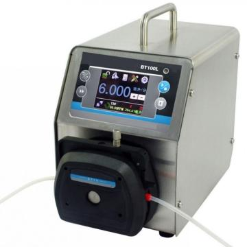 Cheap medical low flow rate peristaltic pump