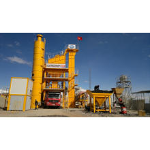RD90 stationary asphalt plant