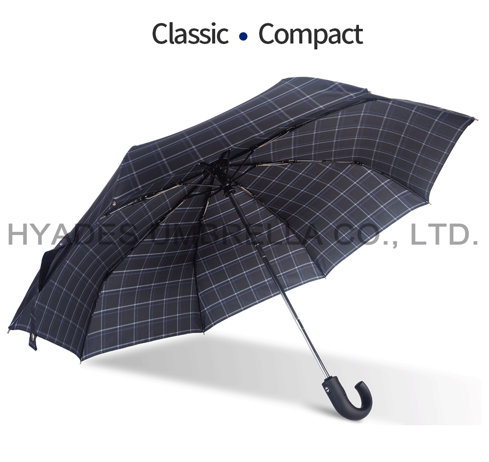 folding automatic umbrella