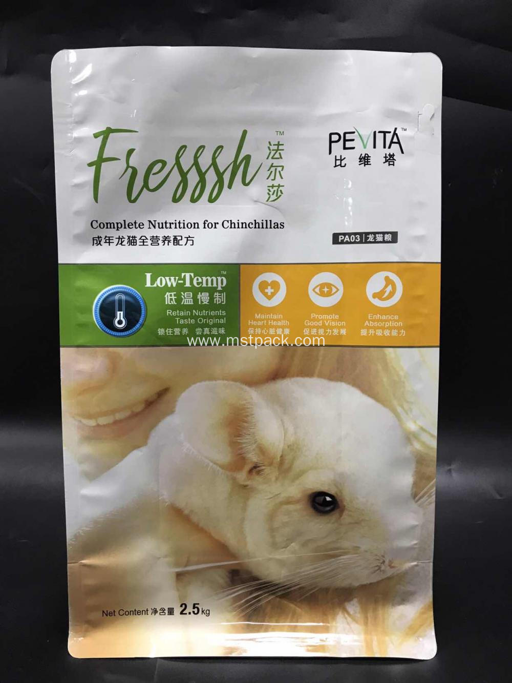 2.5kg Box Pouch for Pet Food
