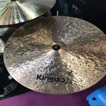 OEM/ODM for Medium Ride Cymbal Hot Sale B20 Bronze Cymbals 24'' Ride export to Canada Factories