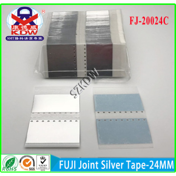 Manufacturer for Fuji Reel Joint Tape FUJI Joint Silver Tape  24mm export to Sweden Factory