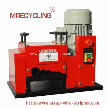 cable stripping machine hire