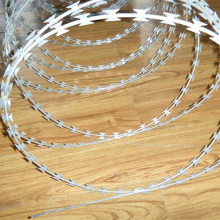 Hot Dip Galvanized High Security Razor Barbed Wire