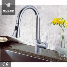 One Handle Deck Mount Kitchen Sink Faucet Mixer