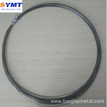 Ta1 Tungsten wire high purity