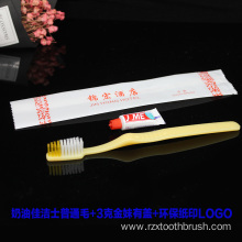 Disposable hotel toothbrush hotel amenities