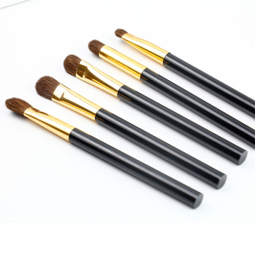 5ks Krása Nejlepší make-up Eye Art Brush Set