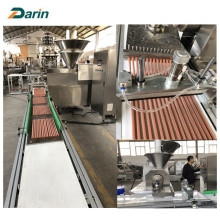 Good Quality for Auto Meat Strip Processing Line Munchy Meat Strip Forming Machinery supply to Jamaica Suppliers