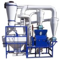 5 ton per day maize flour milling machine