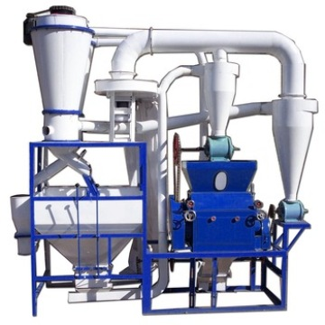 5 ton per day wheat/ maize flour milling machine