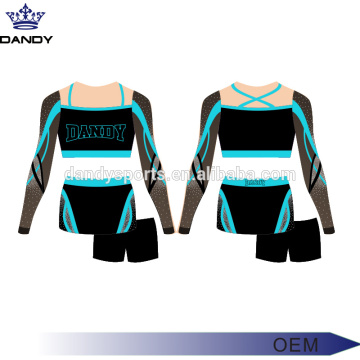 College Student  Cheerleader Uniforms