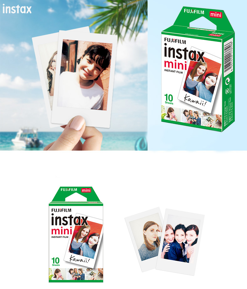 Instax Mini Film Details