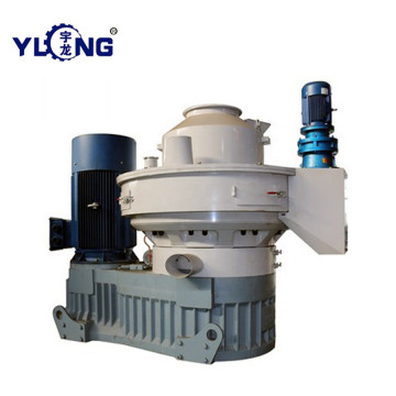 220kw Bagasse Pellet Machine