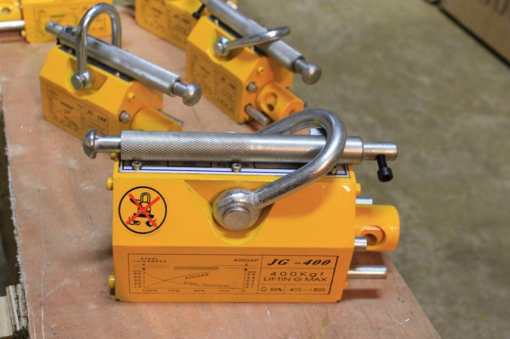 Powerful Manual permanent steel lifting tools