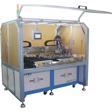 Full Auto Smart Card Strip Chips Mounting Machine
