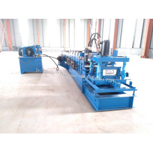 Steel Frame Galvanized Strip C Purlin Machine