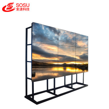 hd lcd video wall DID video wall