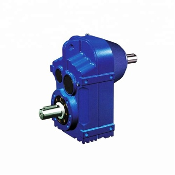 Heavy duty Hardened helical gear reducer