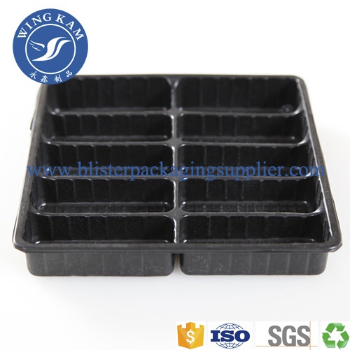 Good Quality Cookies Plastic PS Tray