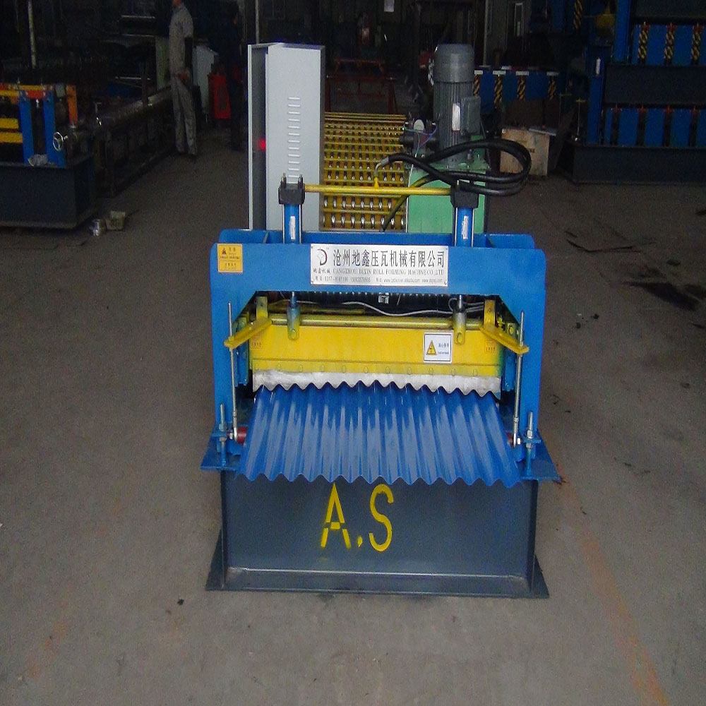 Corrugated Forming Machine