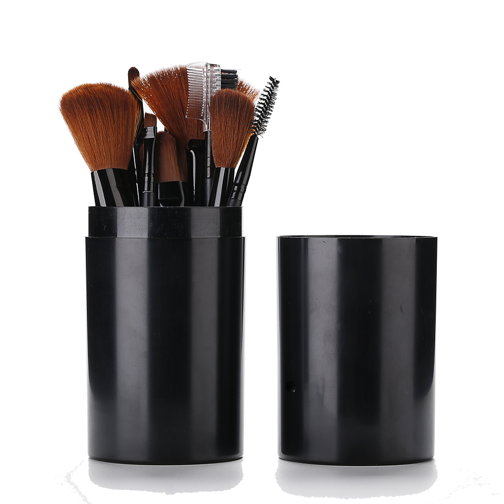 Soft Makeup Brush Set