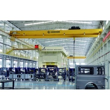 Customized for Travelling Eot Crane Double girder overhead crane 50/10t export to Estonia Manufacturer