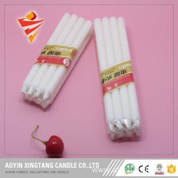 36g candle white stick candle to Cameroon market