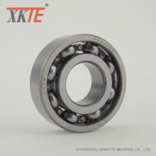 Good Quality for Supply Conveyor Idler Bearing, Conveyor Idler Roller Bearing, Bearing For Idler from China Supplier Ore Mining Conveyor Idler Roller parts Ball Bearing export to Faroe Islands Factories