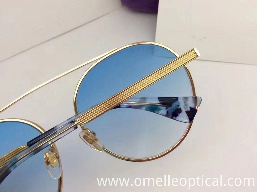 Round Sunglasses Fashion