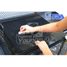 Customized Supplier for Non-Stick Oven Basket LFGB Certificated PFOA Free BBQ Grill Mat export to Uzbekistan Importers