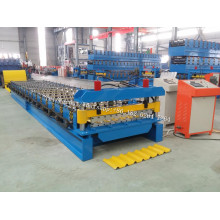 Building Material Roofing Sheet Used Roll Forming Machine